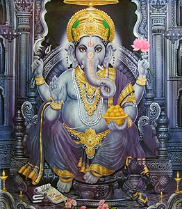 Ganesh, Remover of All Obstacles