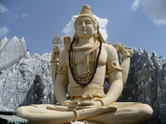 Bangalore Shiva, wikimedia commons.