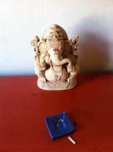New Ganesh murti