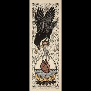 Alchemical Raven by Liv Rainey-Smith